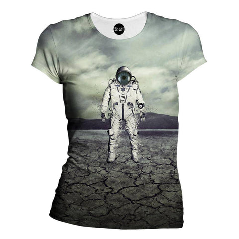 Dust To Dust Womens T-Shirt