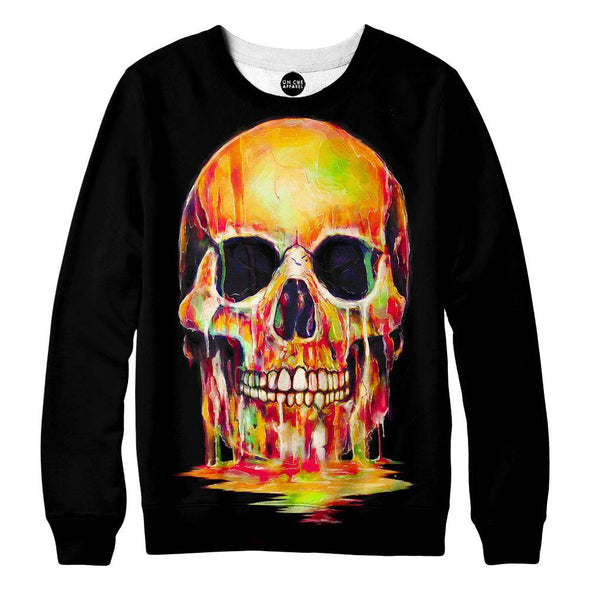 Dye Out Womens Sweatshirt