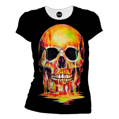 Dye Out Womens T-Shirt