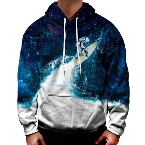 Image of Astronaut Hoodie