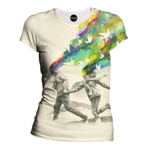 Image of Emanete Womens T-Shirt
