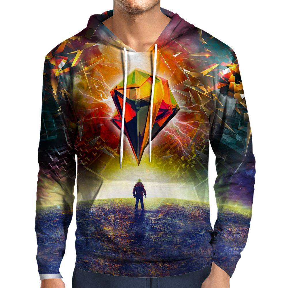 Astronauts Prism Hoodie