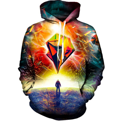 Image of Astronauts Hoodie