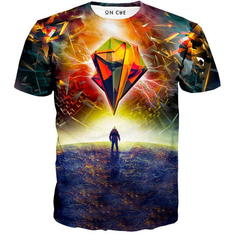 Image of Astronauts Prism T-Shirt