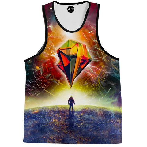 Image of Astronauts Prism Tank Top