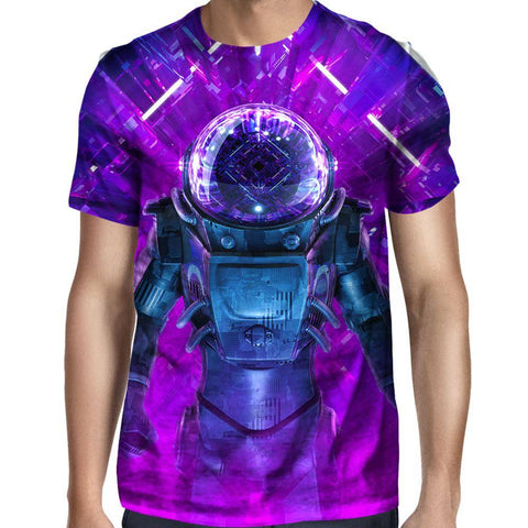 Image of Robot T-Shirt