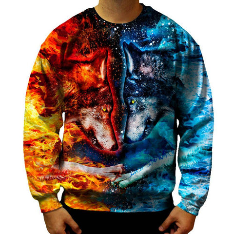 Image of Wolf Sweatshirt