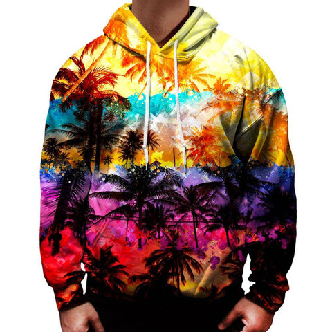 Image of Palm Tree Hoodie