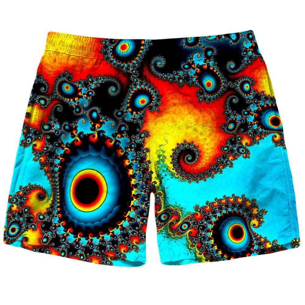On Cue Apparel Cassettes Shorts