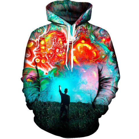 Image of LSD Freedom Womens Hoodie