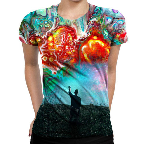 Image of LSD Womens T-Shirt