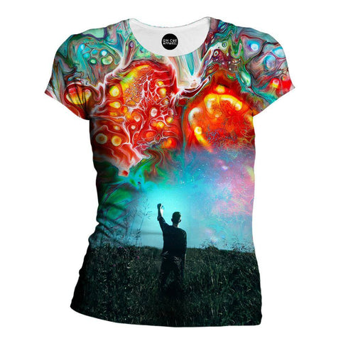 Image of LSD Freedom Womens T-Shirt