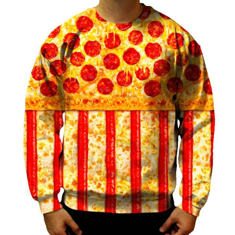 Image of Pizza Sweatshirt
