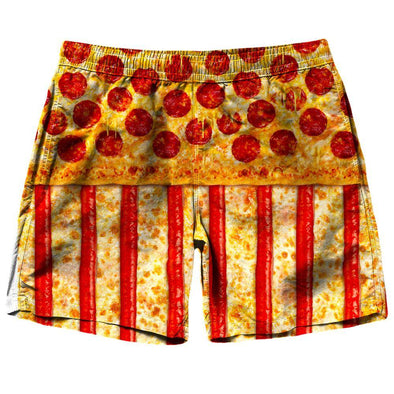 Pizza Shorts