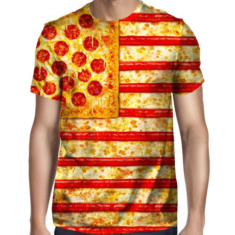 Image of Pizza T-Shirt