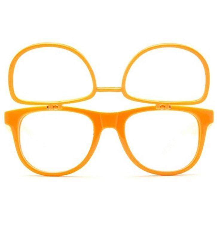 GloFX Matrix Glasses- Orange