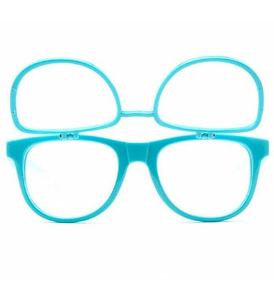 GloFX Matrix Glasses- Blue