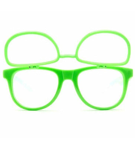 Image of GloFX Matrix Glasses- Green