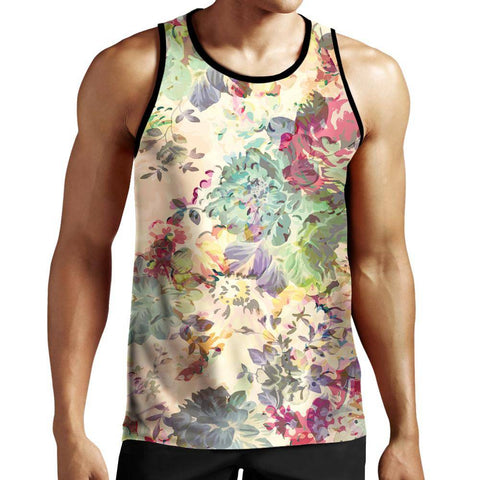 Image of Flower Tank Top