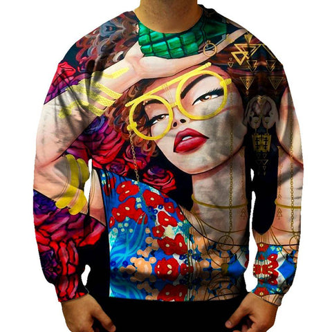 Image of Flower Bomb Sweatshirt