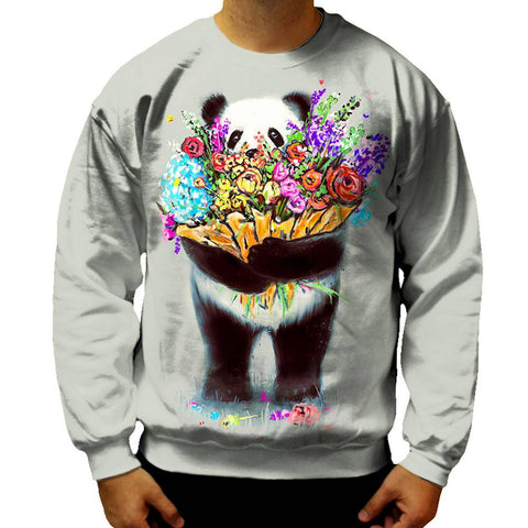 Image of Panda Sweatshirt