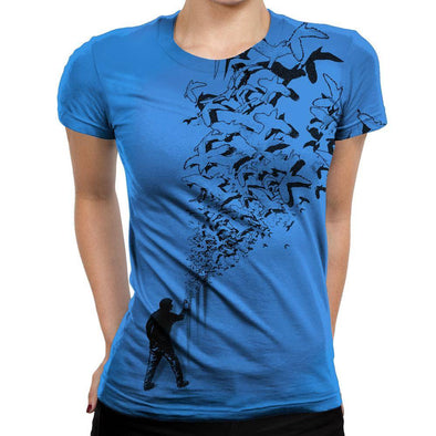 Bird Womens T-Shirt