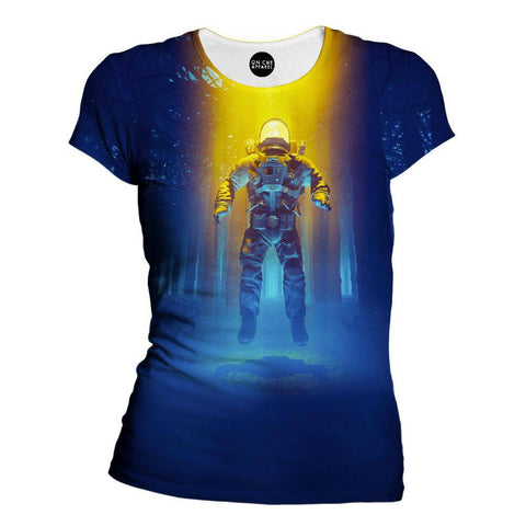 Image of Forest Flux Womens T-Shirt