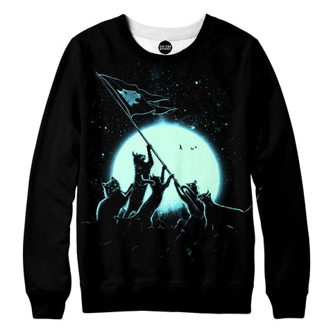 Freedom Cats Sweatshirt