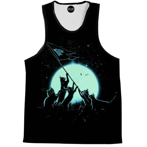 Freedom Cats Tank Top