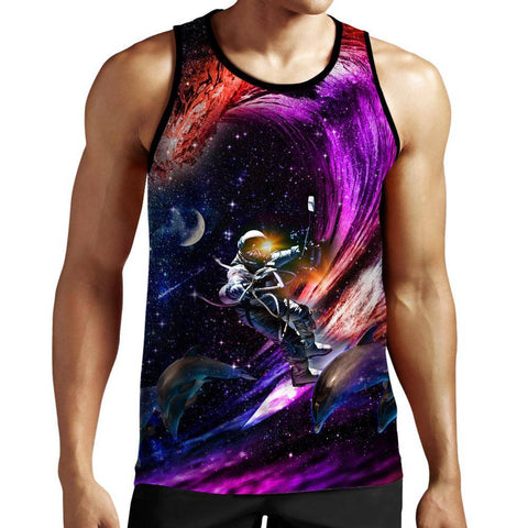 Image of Galaxy Tank Top