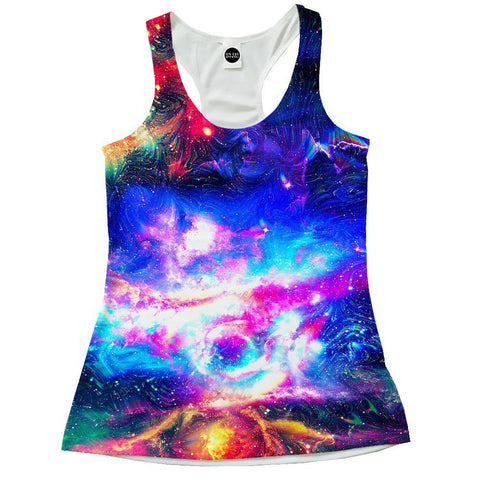 Image of Lucid Galaxy Racerback