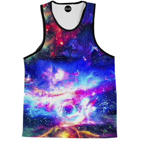 Image of Lucid Galaxy Tank Top