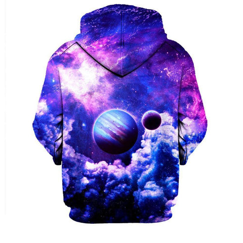Image of Blue Planet Hoodie