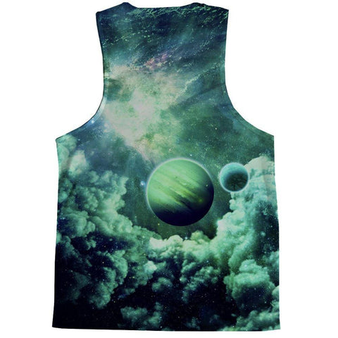 Image of Green Planet Tank Top