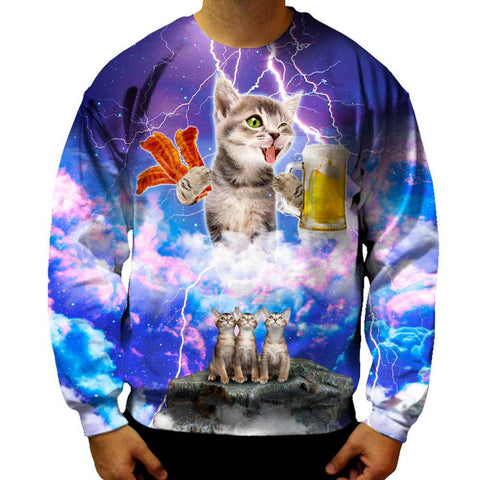 Image of Kitties Sweatshirt