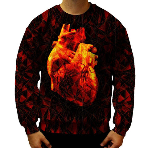 Image of Heart Sweatshirt