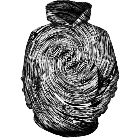 Image of Geometric Spin Hoodie
