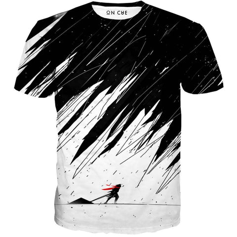 Image of Geometric T-Shirt