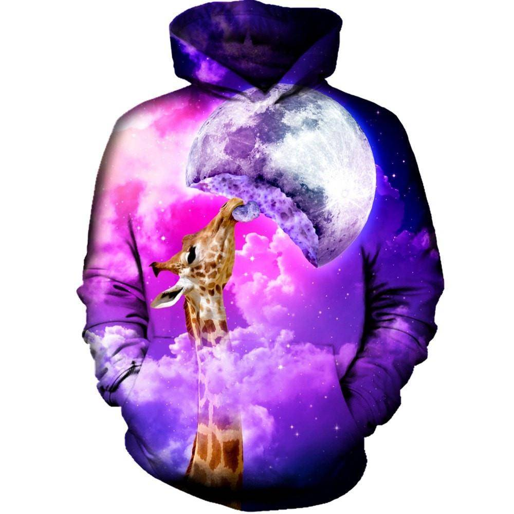 The Moon Is Mine Hoodie