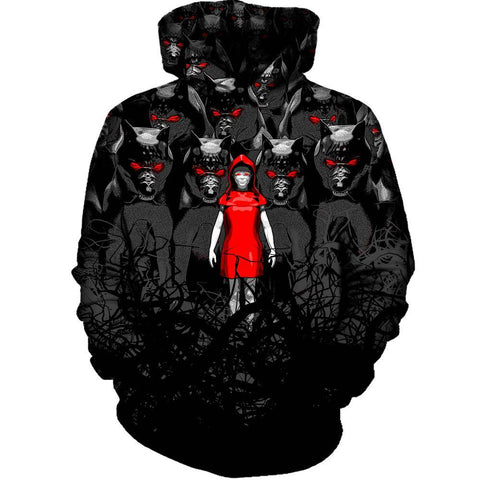 Image of Girl N The Hood Hoodie
