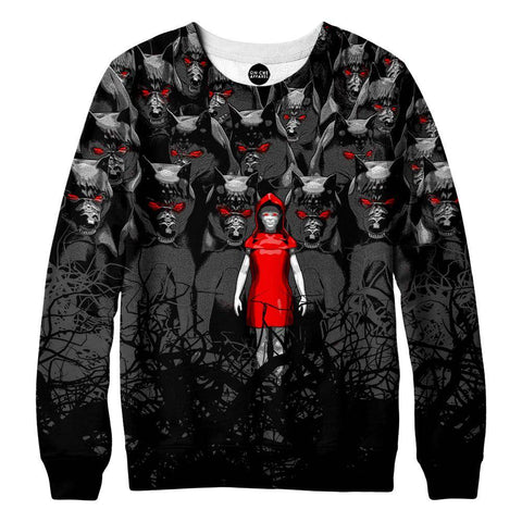 Image of Girl N The Hood Sweatshirt