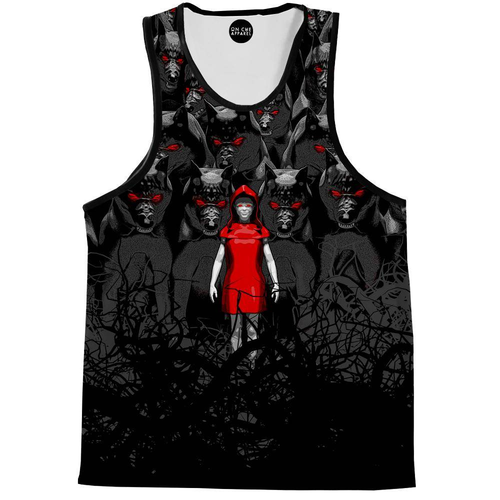 Girl N The Hood Tank Top