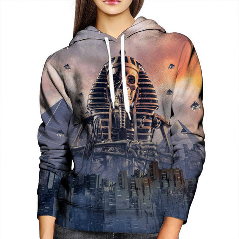 Image of Egypt Womens Hoodie