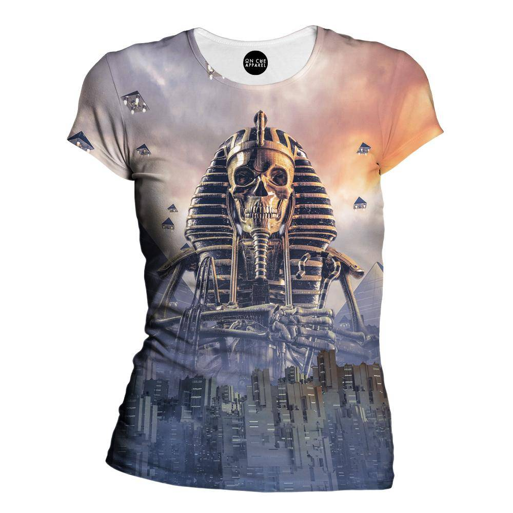 Gods Of New Egypt Womens T-Shirt