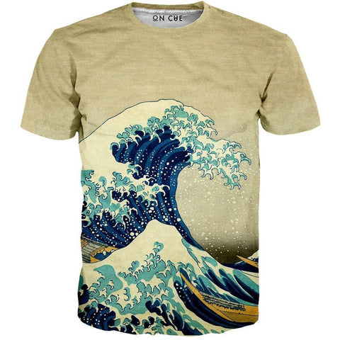 Image of Great Wave T-Shirt