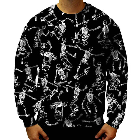 Image of Skulls Sweatshirt