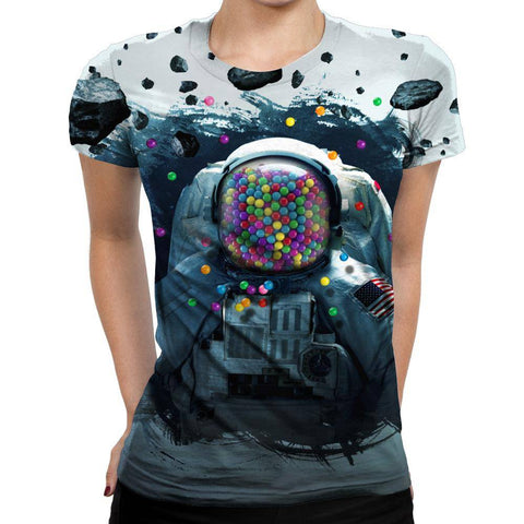 Image of Gumball 3000 Womens T-Shirt