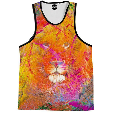 Image of Lion Tank Top