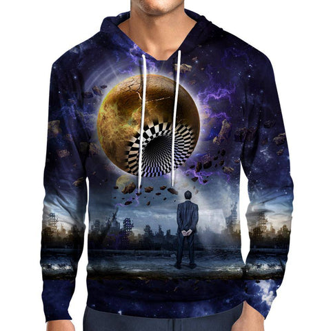 Image of Planetary Hole Hoodie