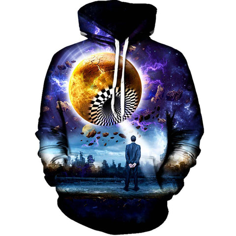 Image of Planetary Hoodie